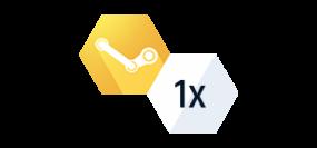 1x Náhodný Steam klíč - GOLD