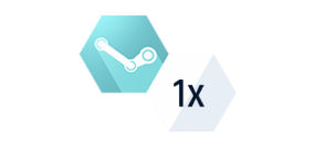 1x Náhodný Steam klíč - PLATINUM