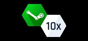10x RPG náhodný Steam klíč