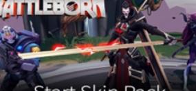 Battleborn Start Skin Pack