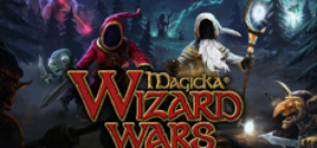 Magicka Wizard Wars Exclusive Staff and Blade