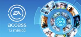 EA Access 12 měsíců Xbox One