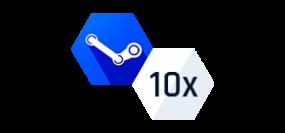 10x Strategický náhodný Steam klíč