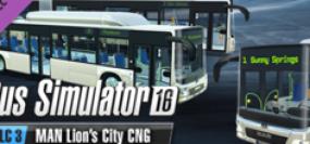 Bus Simulator 16 - MAN Lion's City CNG Pack DLC