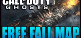 Call of Duty: Ghosts + Free Fall MAP