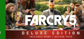 Far Cry 5 - Deluxe Edition Xbox One